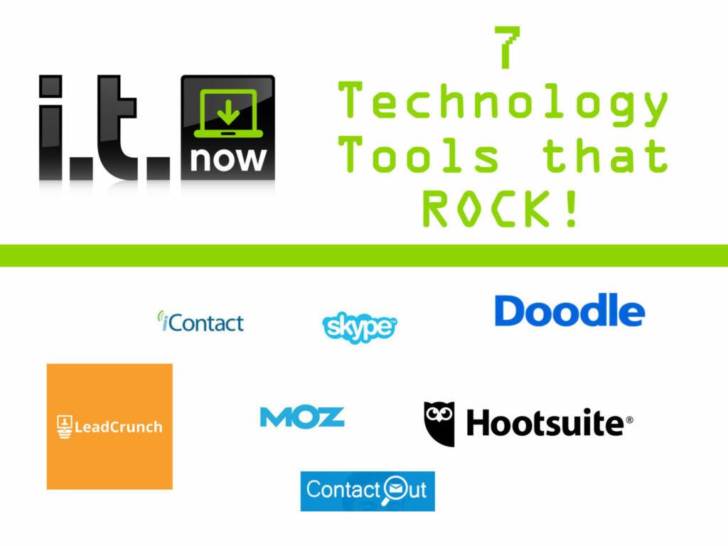 7 Technology Tools