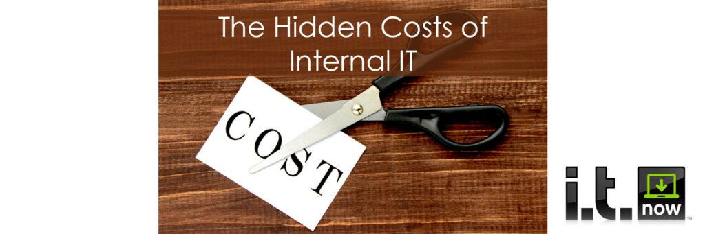 Hidden Costs of In-House IT Staff