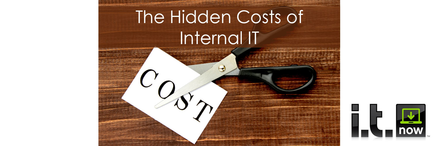 Hidden Costs of In-House IT Staff