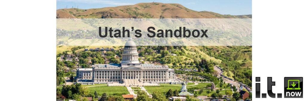 Utah's Sandbox